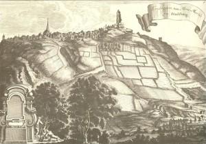 Zerstörung Obermarsbergs