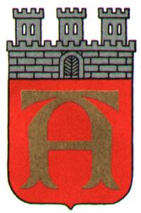 Original Wappen Obermarsberg