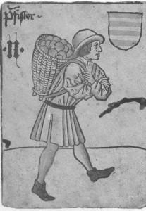 Obermarsberger Leben im Mittelalter